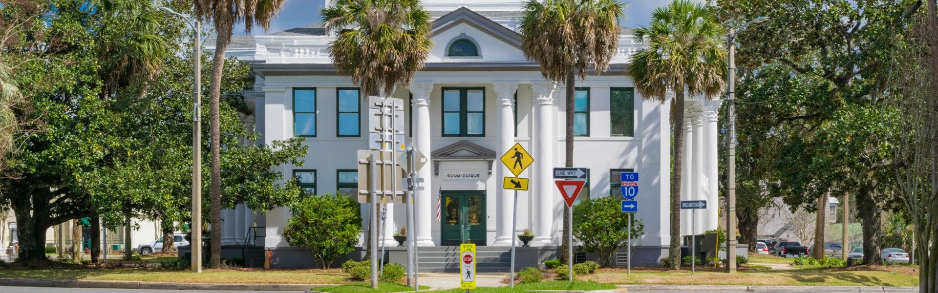 Jefferson County Florida Courthouse